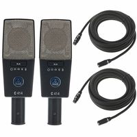 AKG : C414 XLS Stereo Set Bundle