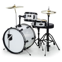 Millenium : Youngster Drum Set Silver