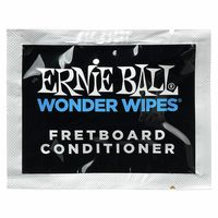 Ernie Ball : Wonder Wipes Fretboard Cond.
