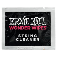 Ernie Ball : Wonder Wipes String Cleaner