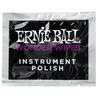 Ernie Ball : Wonder Wipes Instrument Polish