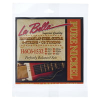 La Bella : Lap Steel Guitar C6