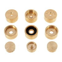 KGUbrass : Bach Trim kit Medium raw