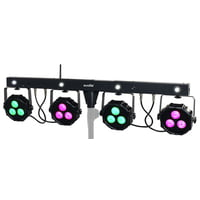 Eurolite : LED KLS-170 Compact Light Set