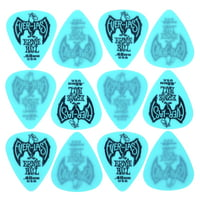 Ernie Ball : Everlast Picks 0,48 mm Blue