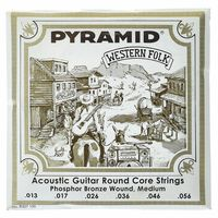 Pyramid : Western Strings .013-.056