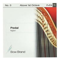Bow Brand : Pedal Artist Nylon 0th F No.0