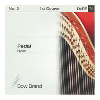 Bow Brand : Pedal Artist Nylon 1st D No.2