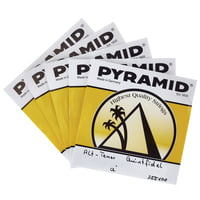 Pyramid : Alt-Tenor Quintfidel Strings