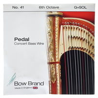 Bow Brand : Pedal Wire 6th G String No.41