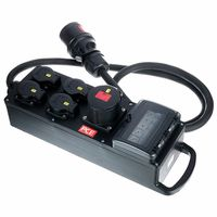 Showtec : MPD-416CEE Power Splitter