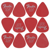 Fender : 351 Dura-Tone Picks FRD