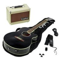 Epiphone : PR-4E Acoustic Player Pack EB