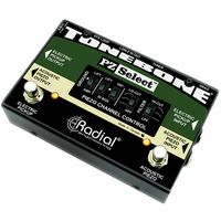 Radial Engineering : Tonebone PZ Select Piezo
