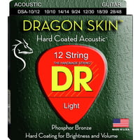 DR Strings : Dragon Skin Acoustic 10-48