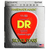 DR Strings : DR Silver Stars SIA-11