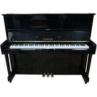 Yamaha : U1H Piano used, Black Polished