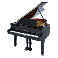 Yamaha : C3 B Grand Piano used, Black