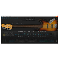 Ample Sound : Ample Bass JF