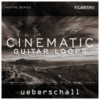 Ueberschall : Cinematic Guitar Loops