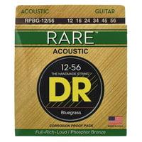 DR Strings : DR A RARE RPBG-12/56