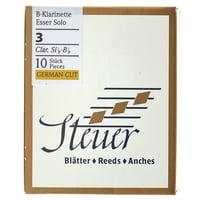 Steuer : White Line Bb- Clarinet 3