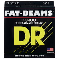 DR Strings : DR FB-40 - FAT BEAMS  040/100