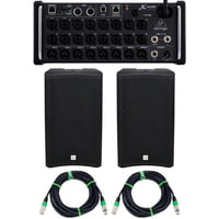 Behringer : X Air XR18 Bundle 4