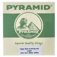 Pyramid : Cigar Box 4 Light