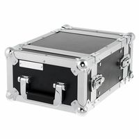 Flyht Pro : Stage Rack 1/2 3U Double Door