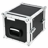 Flyht Pro : Stage Rack 1/2 5U Double Door