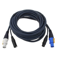 Showtec : Power Twist / DMX Cable 6,0m