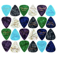 Fender : Premium Cell Mix Pick Set 24
