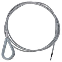 Stairville : Steelwire Safety 200cm/4mm