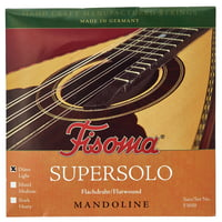 Fisoma : F3050D Flatwound Mandolin Str.