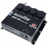 Eurolite : EDX-4R DMX RDM Dimmerpack