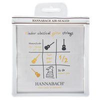 Hannabach : 890 MT 1/2