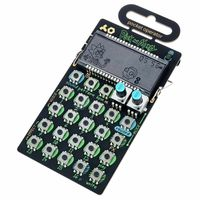 Teenage Engineering : PO-137 rick and morty