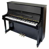 Schimmel : Piano, used, black