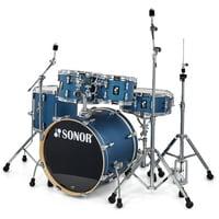 Sonor : AQ1 Studio Set Dark Blue Spkl.