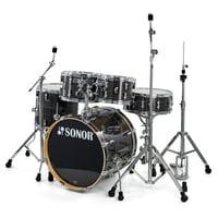 Sonor : AQ1 Studio Set Woodgrain Black