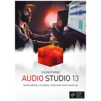 Magix : Sound Forge Audio Studio 13