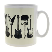 My World : Electric Guitars Mug