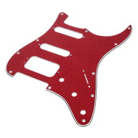 dAndrea : ST-Pickguard HSS Red Sparkle