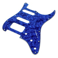 dAndrea : ST-Pickguard HSS Blue Pearl