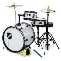 Millenium : Youngster Drum Set Bdl. Silver