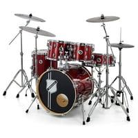 Millenium : Hybrid Practice Drum Set RL