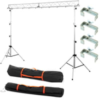 Stairville : LB-3s Lighting Stand Se Bundle