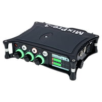Sound Devices : MixPre-3 II