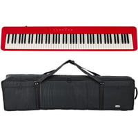 Casio : PX-S1000 RD Softcase Bundle